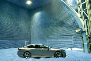 Anechoic Chamber for Vehicle (3D Measurement Method for 5G)
