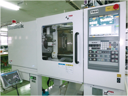 Precision Resin Forming by Electric Micro Resin Molding Machine